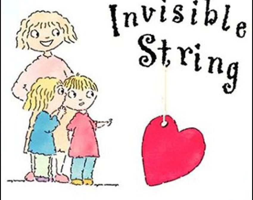 The Invisible String (4+)